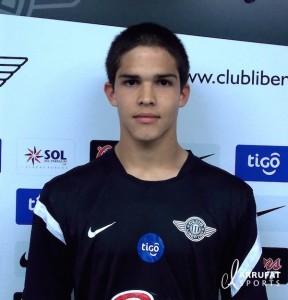 Luis Amarilla Totin
